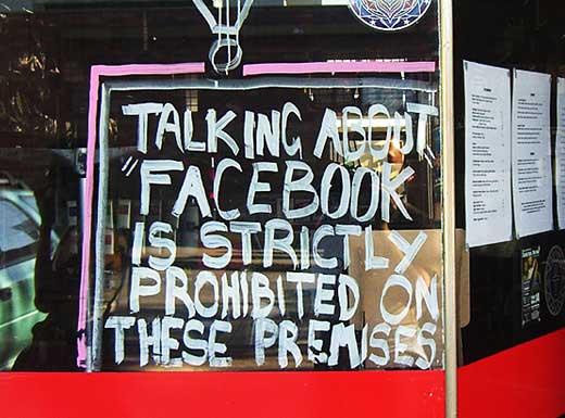 Derfor giver et forbud mod facebook mening