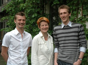 Mikael Lemberg, Abelone Glahn, Rasmus Møller-Nielsen