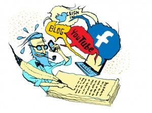 Lær på 4 timer at få din bog på de sociale medier og sælg flere