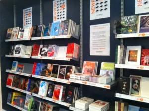 Indiebøger hos Busck - jeg kan se min egen bog, juhu!