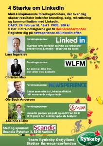 Ses vi i morgen til LinkedIn i Aarhus?
