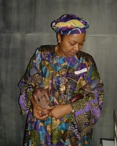 Nigeriansk ritual
