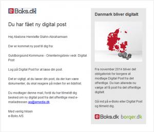 Er den Digitale Post digital nok selv?