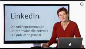 Lær at bruge LinkedIn 1: Introvideo