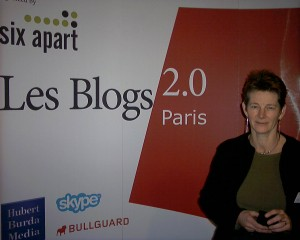 Les Blogs 2.0 i Paris december 2005