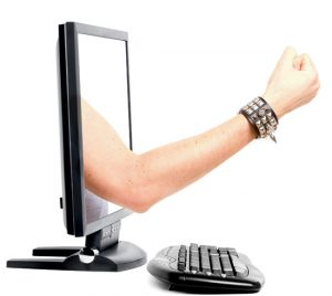 Digital chikane kan være voldsom